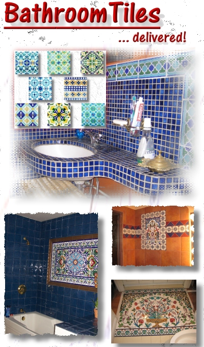 Ceramic tiles on sale